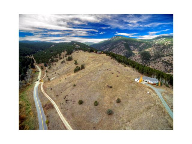 Lot 3 Old Glory Road, Idaho Springs, CO 80452 (MLS #2558035) :: 8z Real Estate
