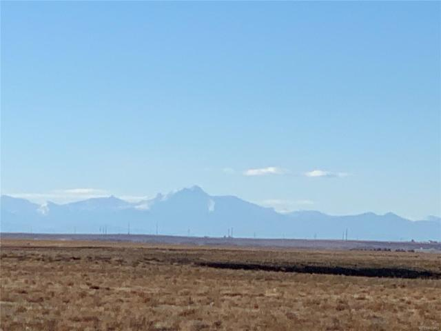 Lot B County Road 67, Keenesburg, CO 80643 (#2558240) :: The Griffith Home Team