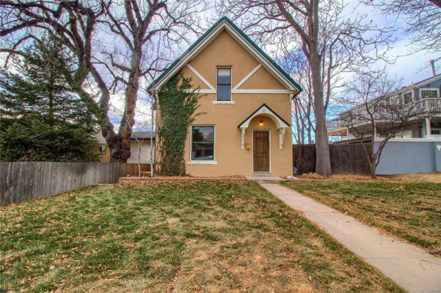 29 Harrison Street, Denver, CO 80206 (#2558616) :: Bring Home Denver