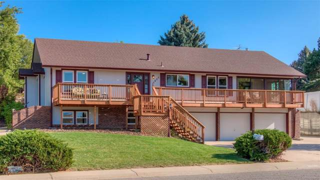11255 W 76th Drive, Arvada, CO 80005 (MLS #2558659) :: 8z Real Estate