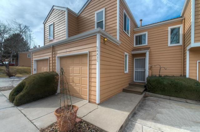 6443 Yank Court C, Arvada, CO 80004 (#2558828) :: HomeSmart Realty Group