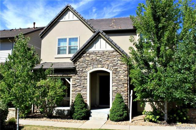 10324 Bluffmont Drive, Lone Tree, CO 80124 (#2558972) :: The HomeSmiths Team - Keller Williams