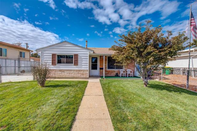 6741 Ash Street, Commerce City, CO 80022 (#2559096) :: The Heyl Group at Keller Williams