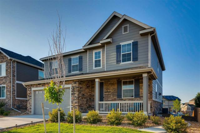 7230 S Old Hammer Way, Aurora, CO 80016 (#2559294) :: The Peak Properties Group