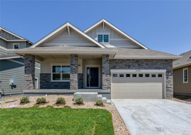 502 Seahorse Drive, Windsor, CO 80550 (MLS #2560027) :: 8z Real Estate