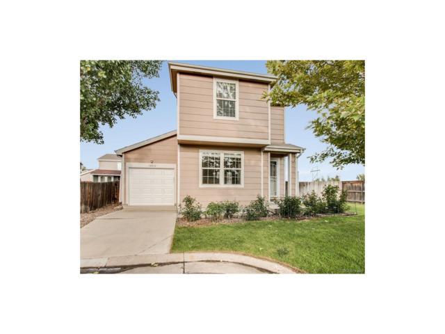 10012 Hudson Court, Thornton, CO 80229 (MLS #2560051) :: 8z Real Estate