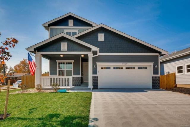 7876 Shoshone Street, Denver, CO 80221 (MLS #2560083) :: Kittle Real Estate