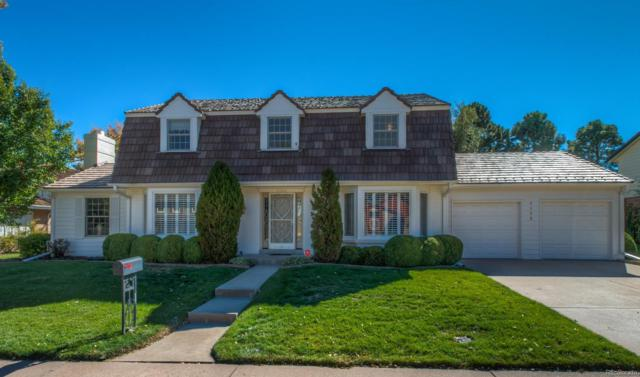 4168 S Oneida Street, Denver, CO 80237 (#2560470) :: My Home Team