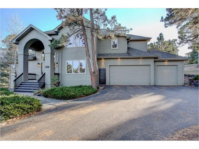 1403 Belford Court, Evergreen, CO 80439 (MLS #2560863) :: 8z Real Estate