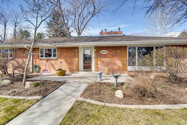 2091 Willow Lane, Lakewood, CO 80215 (#2561061) :: The Peak Properties Group