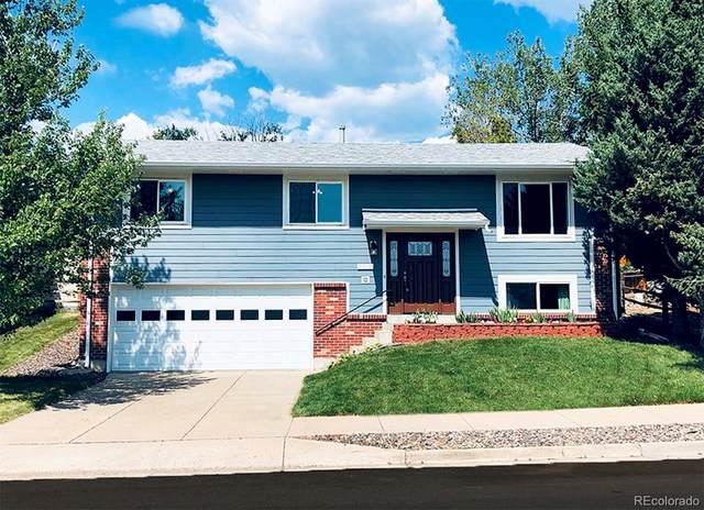 2289 S Coors Street, Lakewood, CO 80228 (#2561103) :: The Heyl Group at Keller Williams