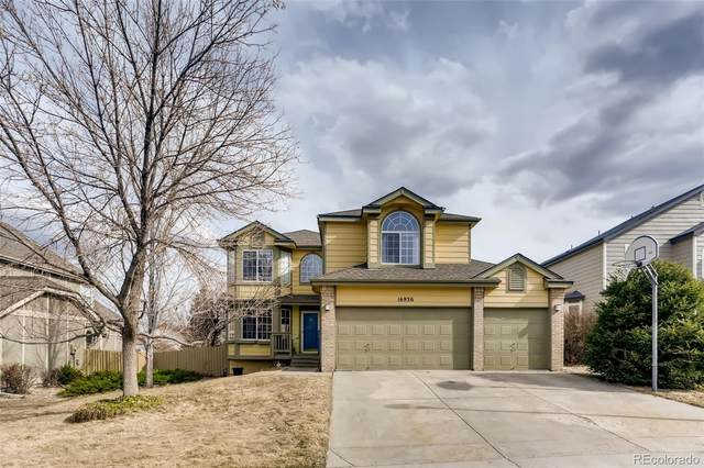 16936 Molina Place, Parker, CO 80134 (#2561223) :: The Brokerage Group