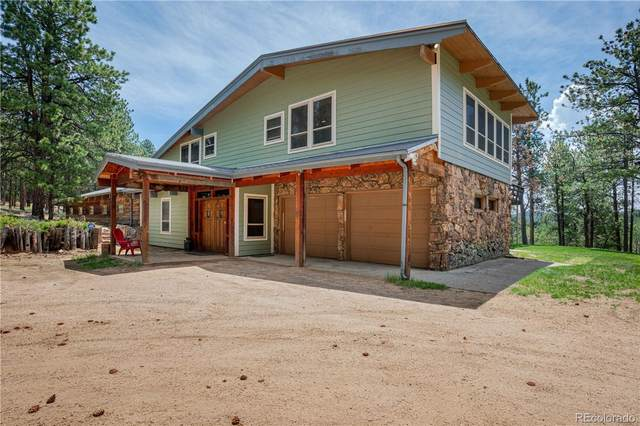 4520 County Road 43, Bailey, CO 80421 (#2561460) :: Colorado Home Finder Realty