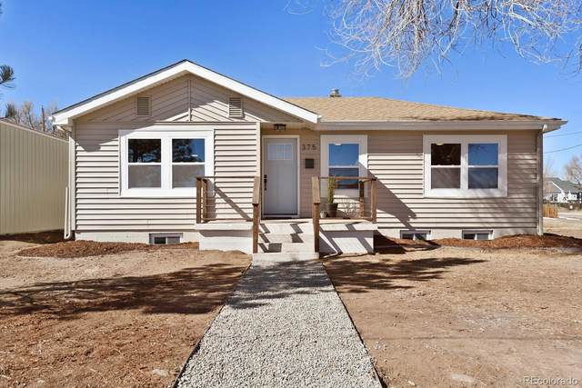 375 N Banner Street, Elizabeth, CO 80107 (MLS #2561687) :: 8z Real Estate