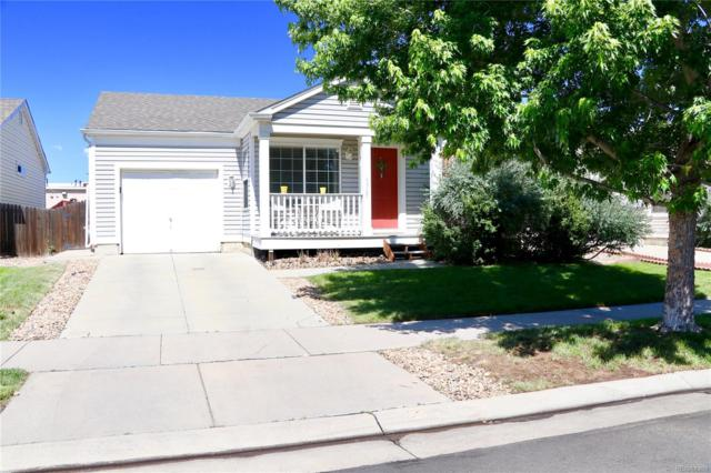 4925 Idalia Street, Denver, CO 80239 (#2561811) :: The DeGrood Team