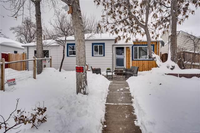 1060 N Hooker Street, Denver, CO 80204 (MLS #2561974) :: 8z Real Estate