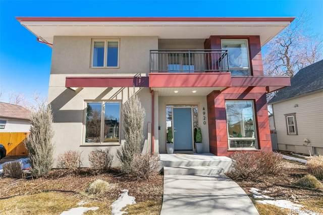 4920 Osceola Street, Denver, CO 80212 (#2562068) :: The Harling Team @ HomeSmart