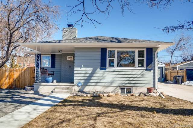 2682 S Jackson Street, Denver, CO 80210 (MLS #2562252) :: Kittle Real Estate