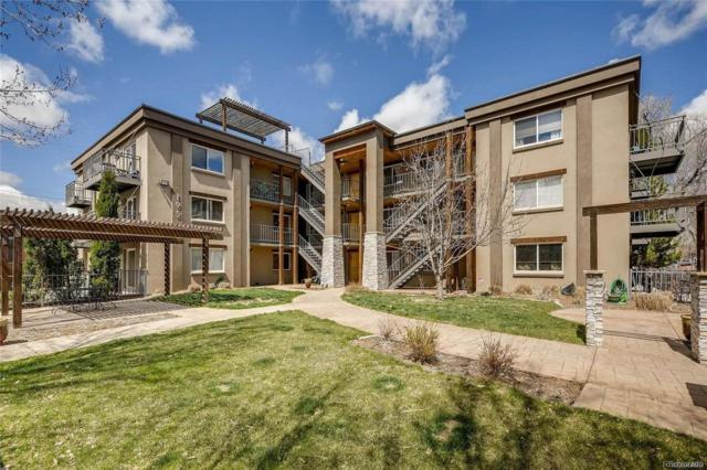 195 S Pennsylvania Street #301, Denver, CO 80209 (#2562298) :: The City and Mountains Group
