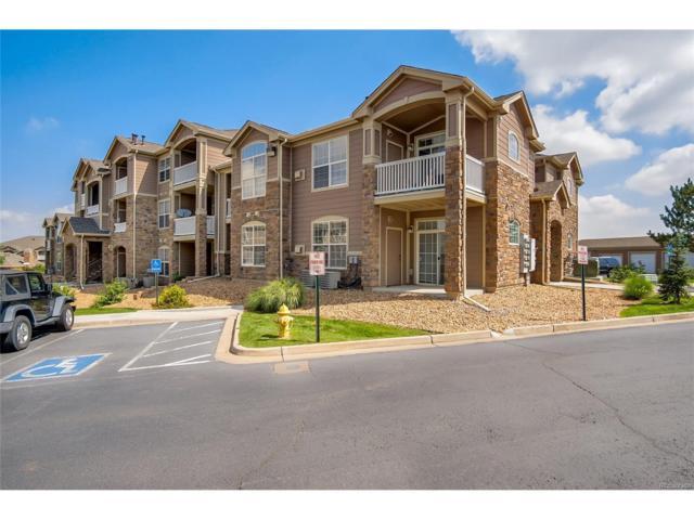 7440 S Blackhawk Street #107, Englewood, CO 80112 (MLS #2562603) :: 8z Real Estate