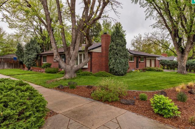 2455 E Dartmouth Avenue, Denver, CO 80210 (#2563112) :: The Heyl Group at Keller Williams