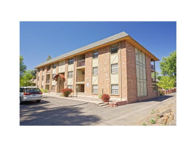 1021 Carr Street #27, Lakewood, CO 80214 (MLS #2563540) :: 8z Real Estate