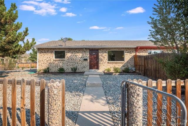 3645 W Bayaud Avenue, Denver, CO 80219 (#2563690) :: James Crocker Team