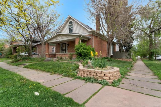 237 E 3rd Avenue, Denver, CO 80203 (MLS #2563769) :: 8z Real Estate