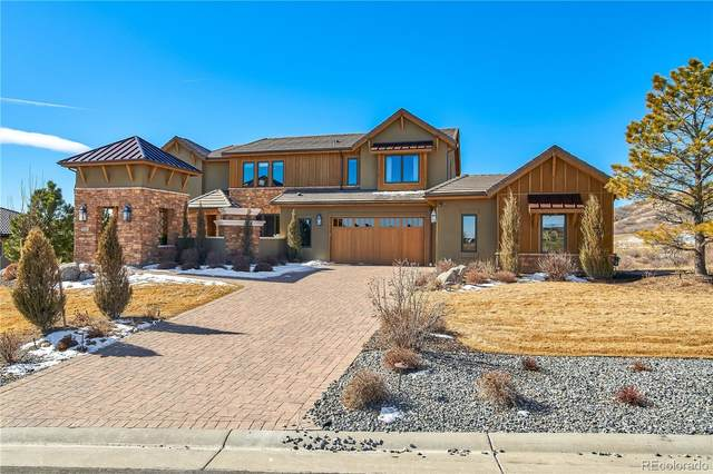 4620 Wildgrass Place, Parker, CO 80134 (#2563781) :: The Colorado Foothills Team | Berkshire Hathaway Elevated Living Real Estate
