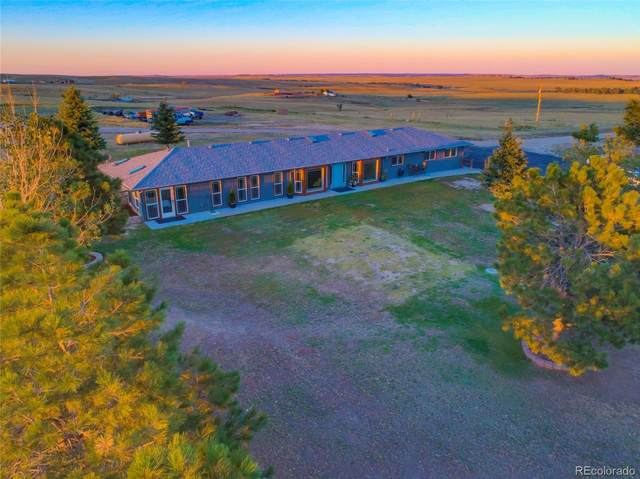 30959 Maul Road, Kiowa, CO 80117 (MLS #2563844) :: 8z Real Estate