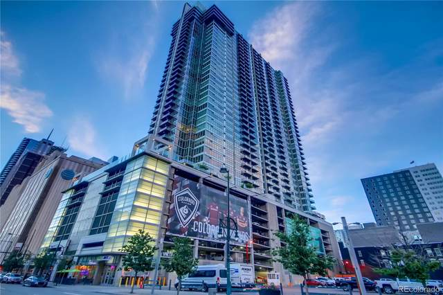 891 14th Street #2711, Denver, CO 80202 (#2563890) :: Kimberly Austin Properties