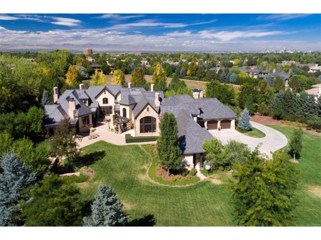 4 Haystack Row, Cherry Hills Village, CO 80113 (MLS #2564311) :: 8z Real Estate