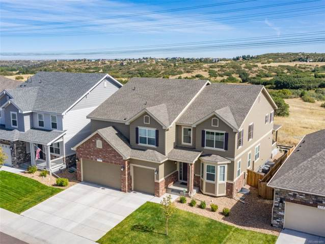 1716 Mcmurdo Trail, Castle Rock, CO 80108 (#2564322) :: Mile High Luxury Real Estate