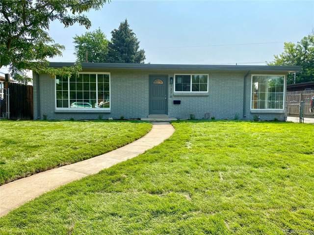 1376 S Chase Street, Lakewood, CO 80232 (MLS #2564351) :: Stephanie Kolesar