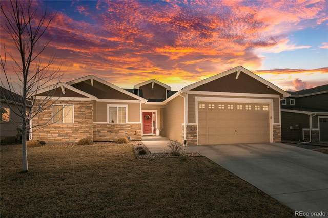 1425 63rd Court, Greeley, CO 80634 (#2565017) :: Finch & Gable Real Estate Co.