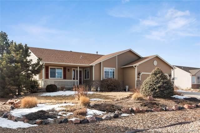 11298 Palmers Green Drive, Peyton, CO 80831 (MLS #2565169) :: 8z Real Estate