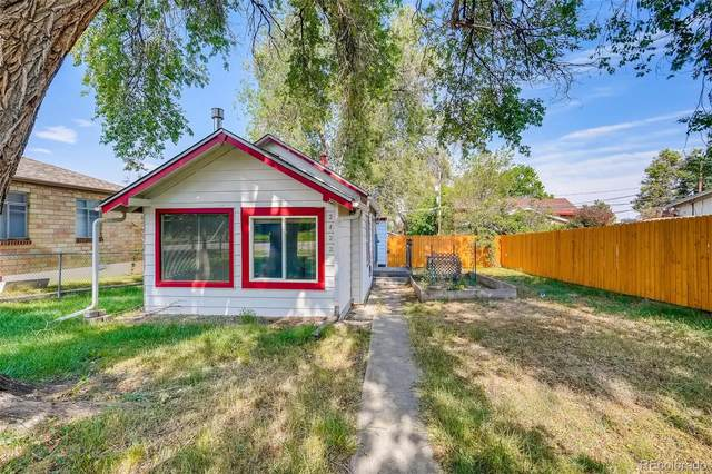 2422 Eaton Street, Edgewater, CO 80214 (#2565761) :: West + Main Homes
