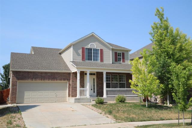 15425 E 99th Avenue, Commerce City, CO 80022 (#2566138) :: The DeGrood Team