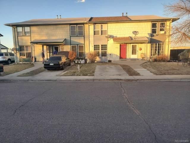 16637 E 13th Avenue, Aurora, CO 80011 (#2566296) :: James Crocker Team