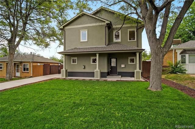 778 Poplar Street, Denver, CO 80220 (MLS #2566303) :: 8z Real Estate