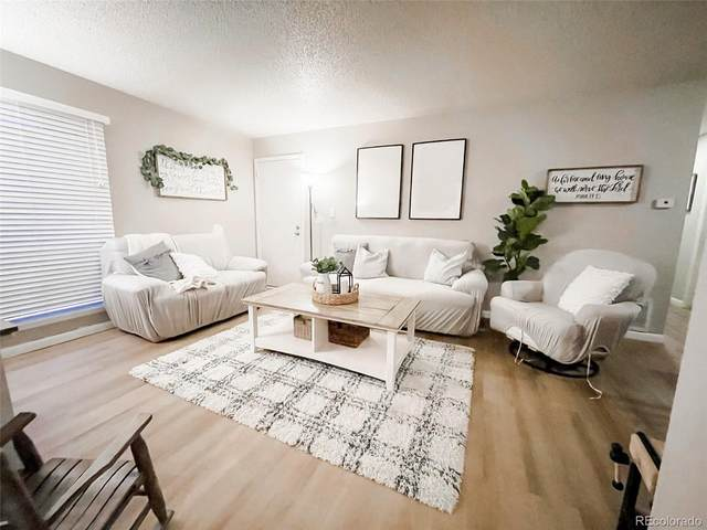 7275 S Gaylord Street A09, Centennial, CO 80122 (#2566322) :: Own-Sweethome Team