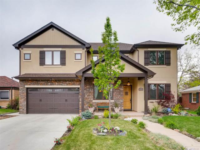 123 Newport Street, Denver, CO 80220 (MLS #2566879) :: 8z Real Estate