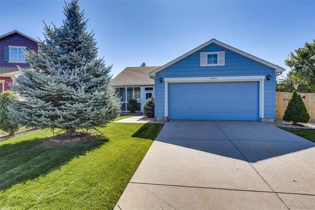 17240 Yellow Rose Way, Parker, CO 80134 (MLS #2567315) :: 8z Real Estate