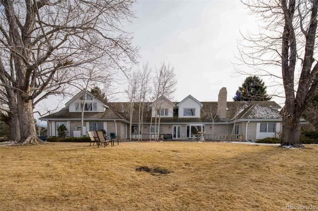 4970 S Fairfax Street, Cherry Hills Village, CO 80121 (#2567376) :: Colorado Home Finder Realty