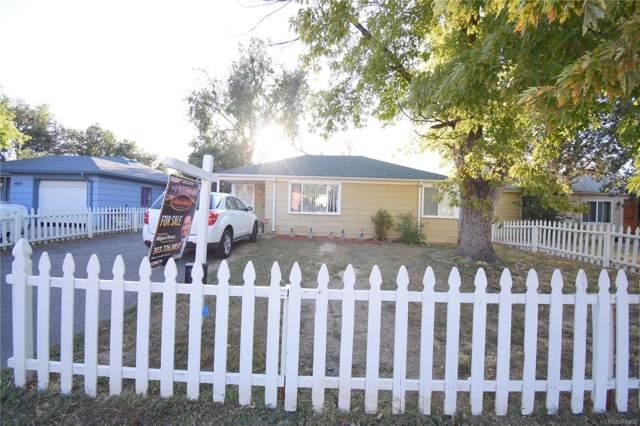 1673 Hanover Street, Aurora, CO 80010 (MLS #2567594) :: 8z Real Estate