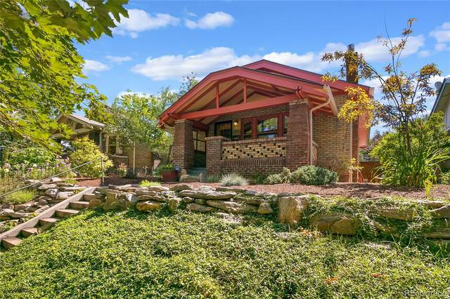 232 S Williams Street, Denver, CO 80209 (#2567953) :: The Brokerage Group