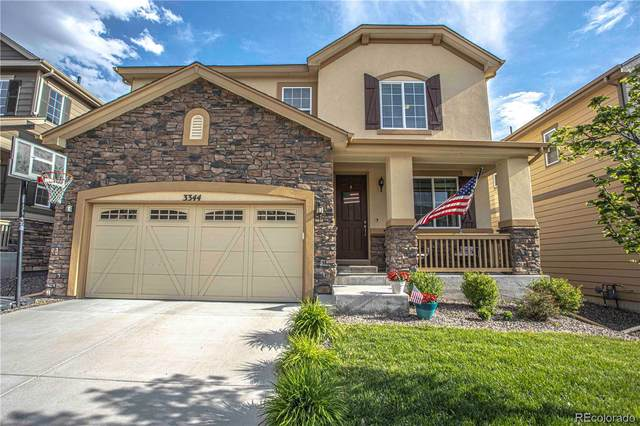 3344 E 141st Avenue, Thornton, CO 80602 (MLS #2568058) :: Bliss Realty Group