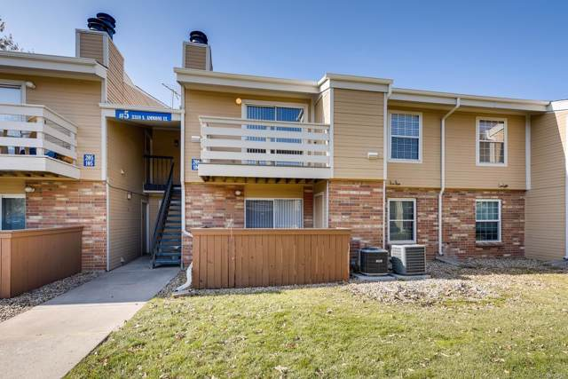 3318 S Ammons Street #206, Lakewood, CO 80227 (#2568195) :: The Heyl Group at Keller Williams