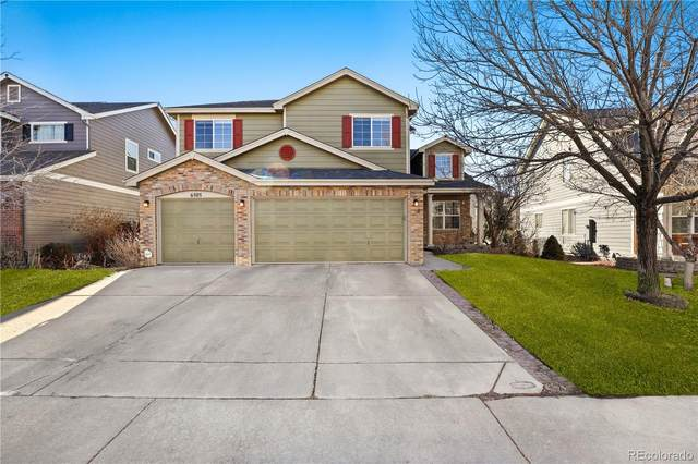 6505 S Killarney Court, Aurora, CO 80016 (#2568703) :: Realty ONE Group Five Star