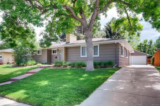 2260 E Floyd Avenue, Englewood, CO 80113 (#2568710) :: The Heyl Group at Keller Williams